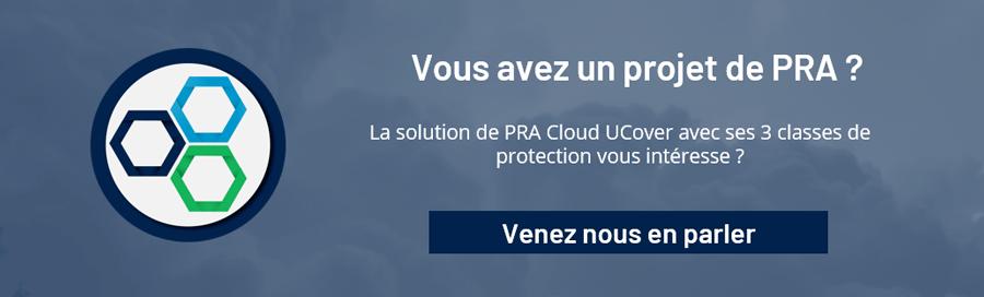 Projet de PRA Cloud